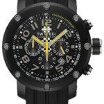 TW Steel Sonder-Edition Unisex-Armbanduhr Grandeur Tech Chronograph Silikon TW-609 B004QTZCWC