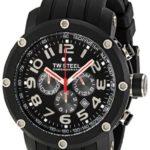 TW Steel Grandeur TECH Herren-Armbanduhr XL Chronograph Silikon TW-135 B005N67L8A