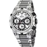 Festina Herren-Armbanduhr XL Chrono Bike 2014 Analog Quarz Edelstahl F16774/1 B00KT2T2IA