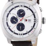Tommy Hilfiger Watches Tommy Hilfiger Herren-Armbanduhr XL Fitz Sport Luxery Analog Quarz 1790968 B00HDJYVGK