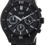 Hugo Boss Damen-Armbanduhr Chronograph Quarz Edelstahl 1502284 B008AWMKNK