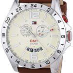 Tommy Hilfiger Watches Tommy Hilfiger Herren-Armbanduh XL Baron Cool Sport Analog Quarz 1790973 B00GF28CIY