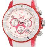 Ice-Watch Ice Watch – CH.WPK.U.S.13 – Ice-Chrono-Party – Unisex Ø 43 mm – cosmopolitan B00D5X21TM