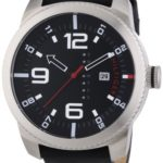 Tommy Hilfiger Watches Tommy Hilfiger Herren-Armbanduhr XL Graham Casual Sport Analog Quarz 1791014 B00I7TZII0