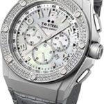 TW Steel CEO Tech Chrono TWCE4005 Damenchronograph mit echten Diamanten B00JVZVF40