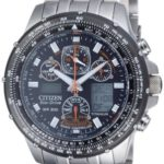 Citizen Herren-Armbanduhr Promaster Super Skyhawk Chronograph Quarz JY0080-62E B0028X2SFM