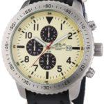 Mike Ellis New York Herren-Armbanduhr XL Chronograph Quarz 17986 B00H8VGC2E