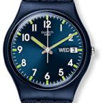 SWATCH SIR BLUE B00LMHN96C