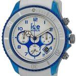 Ice-Watch Ice Watch – CH.WBE.BB.S.13 – Ice-Chrono-Party – Big Big Ø 53 mm – curacao B00CZ85JM4