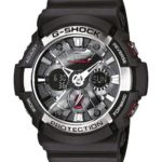 CAWA5|#Casio Casio Herren-Armbanduhr XL G-SHOCK Analog – Digital Resin GA-200-1AER B005OH52P2