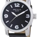 Mike Ellis New York Herren-Armbanduhr XL an:e Analog Quarz SL4316 B00KQPVUOO