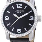 Mike Ellis New York Herren-Armbanduhr XL an:e Analog Quarz SL4316 B00KQPVUOO