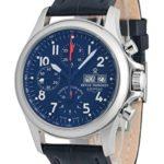 Revue Thommen Airspeed Chronograph Day Date Herrenuhr 17081.6539 B00RTOMB6G