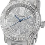 Jacques Lemans Damen-Armbanduhr Porto Analog Quarz Edelstahl 1-1798D B00F8CZWKI