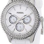 Fossil Damen-Armbanduhr Analog Quarz ES3001 B005X4FXQ4
