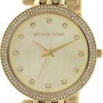 Fossil Michael Kors Uhr Damenuhr MK3216 gold Strass UVP: 229 EUR B00E1HHH04