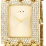 Guess Damen-Armbanduhr Analog Quarz Messing W0085L1 B00EEBDPLM