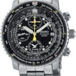 Seiko SNA411P1 Flieger-Alarm-Chronograph B00068TJM6
