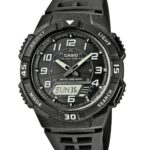 Casio Collection Herren-Armbanduhr Solar-Kollektion Analog-Digital Quarz AQ-S800W-1BVEF B005FEY4YY