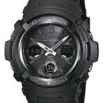 CAWA5|#Casio Casio Herren-Armbanduhr XL G-Shock Analog – Digital Quarz AWG-M100B-1AER B007421B4G