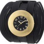 Mike Ellis New York Mike Ellis Damen-Armbanduhr Analog Quarz Kunstleder L2966AGU/1 B00DNTKHO4