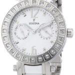 Festina Damen-Armbanduhr Trend Multifunktion  Analog Quarz Keramik F16587/1 B007RB7THC