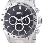 Hugo Boss Herren-Armbanduhr XL Chronograph Quarz Edelstahl 1512965 B00GO4UKL0