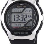 Casio Herren-Armbanduhr Digital Quarz Kunstleder WV-58E-1AVEF B000MVBS5I